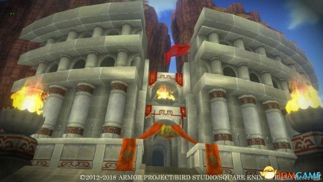 邁向新國度!《勇者鬥惡龍10》5月大型更新公開