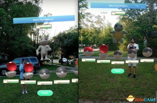高玩出手!玩家開發《精靈寶可夢GO》對戰系統