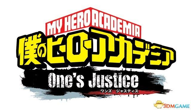 热血漫改新游 PS4《我的英雄学院》8月23日发售