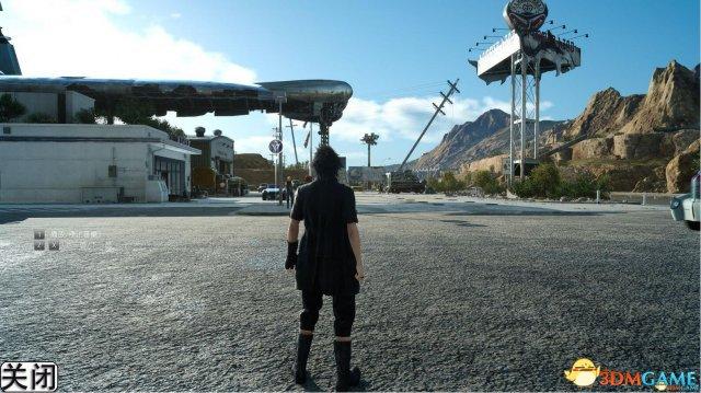最终幻想15 光照与色彩调整仿电影画质补丁