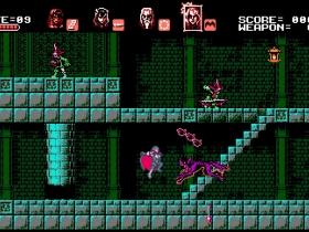 血迹:月之诅咒 游戏截图