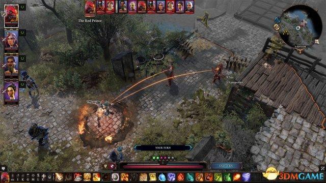 《神界:原罪2》将出完全版 已购买玩家免费升级