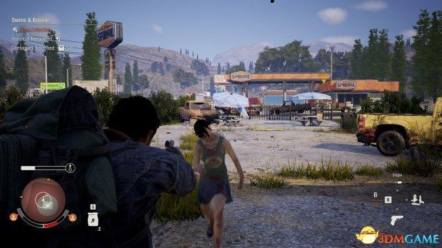 胜博发官网_《腐烂国度2》全新4K截图公布 游戏玩法丰富刺激