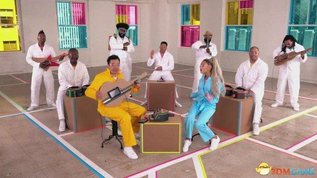 胜博发官网_Switch Labo乐器伴奏惊人 美国女歌手精彩演绎新歌