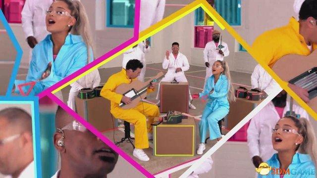sbf胜博发备用网址_Switch Labo乐器伴奏惊人 美国女歌手精彩演绎新歌