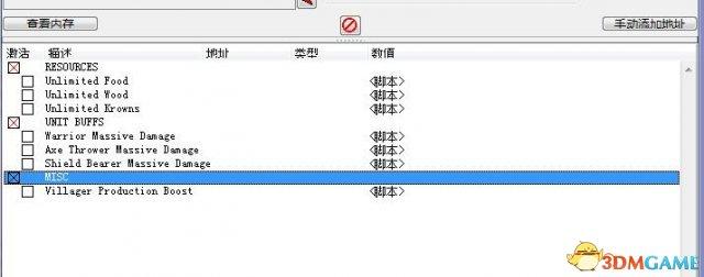 北加尔 v1.1.8960七项CE修改器[coolbox987]