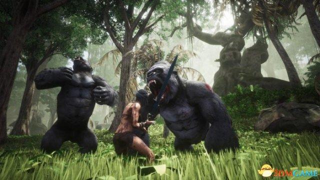 《科南的流亡》加入奴隸系統 只是想讓遊戲更有趣