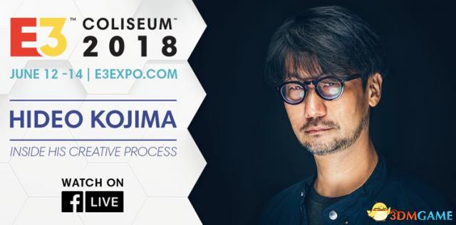 小岛秀夫出席E3 与金刚骷髅岛导演谈论创意过程