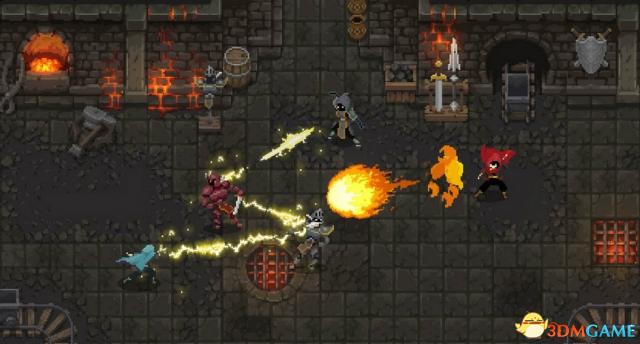 精致耐玩 迷宫动作新游《传说法师》登陆3大平台