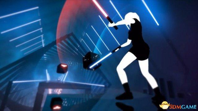 真可以减肥!美机构测VR音游节奏光剑等同打网球