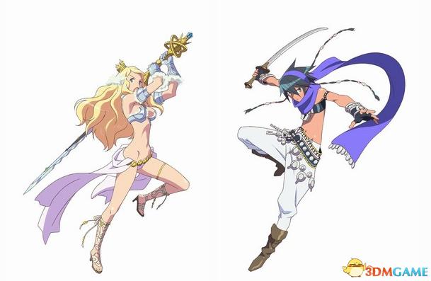 经典横版动作《公主法典EX》Switch版8.2日发售