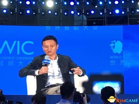马云:中国没什么人工智能人才 比特币是泡沫