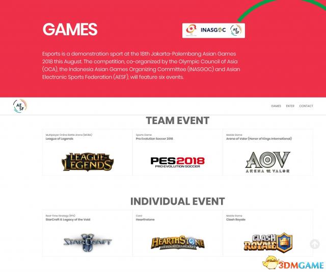 成功进入亚运会电子体育表演项目,你还在说电竞不是体育么?