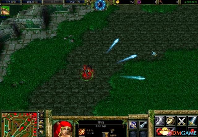 魔兽争霸3 v1.27文明之战v3.9测试版