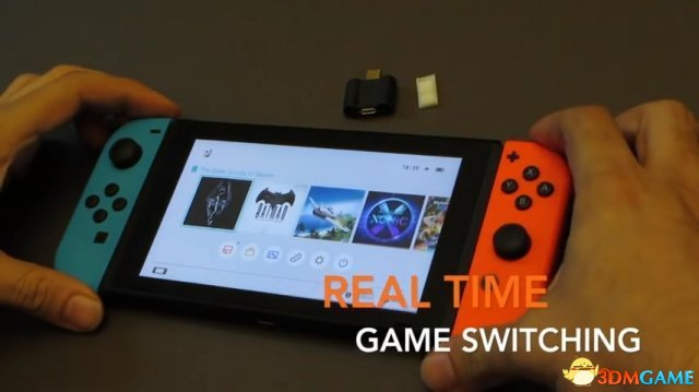 Switch破解套装售价200块 6月15日前即上市开卖