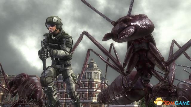 新任务武器异形追加 《地球防卫军5》大型DLC2上线