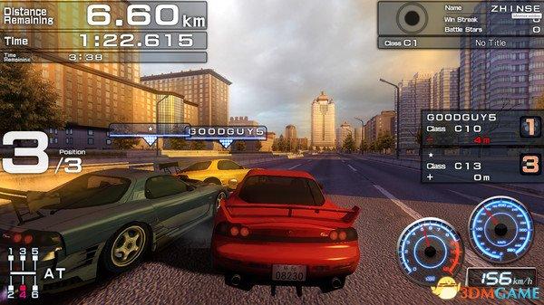 国产竞速游戏《环状赛车GT》Steam发售 仅售33元