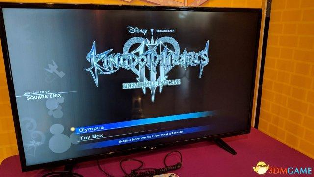 <b>《王国之心3》试玩版内含《无敌破坏王》小游戏</b>