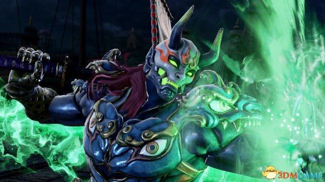 游戏新消息:灵魂能力6吉光新截图放出强大的机械忍者