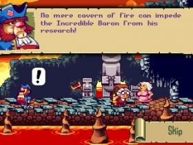 惊奇男爵 游戏截图