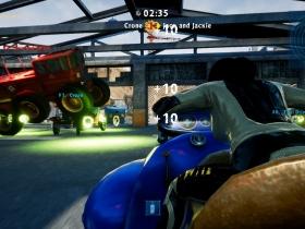 疯狂大赛车 游戏截图
