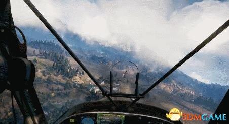 孤岛惊魂5飞机任务简单完成心得