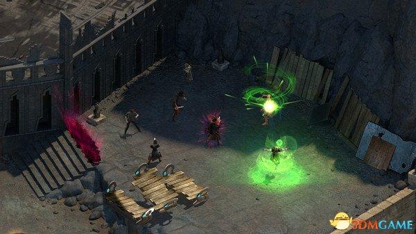 《折磨:扭蒙拉之潮》Steam周末免费玩
