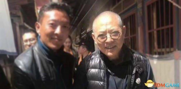 55岁李连杰近照曝光 过早衰老身体状况令人心疼