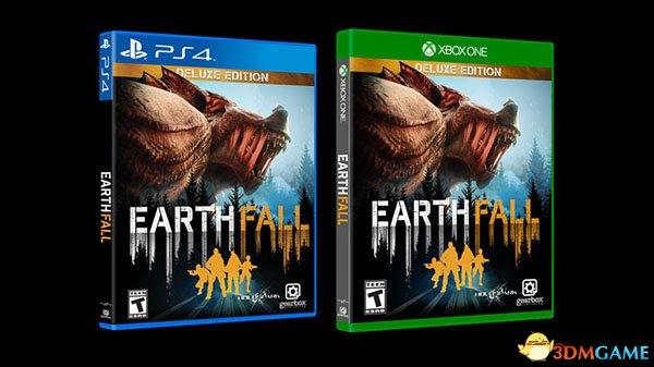 《地球陨落》正式发售日公布 新CG预告片欣赏