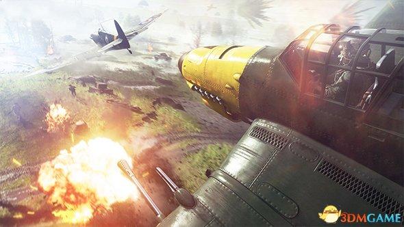 《战地5》防御工事系统曝光:建造堡垒扭转局势