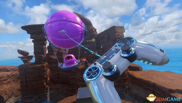新力親制PSVR新作《宇宙機器人:搜救行動》公布