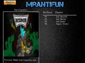 Battlepaths v1.8四项修改器[MrAntiFun]
