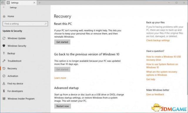 <b>Windows 10 4月份更新导致笔记本电脑电量耗尽</b>