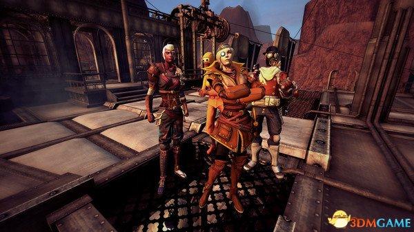 Steam喜加一《伊卡罗斯枪炮:联盟》一键免费入库