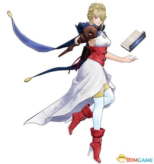 PS4《黑色五葉草:騎士四重奏》新原創故事公開
