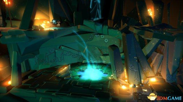 RTS《霸权》系列厂商新作《魔像》是个解谜游戏