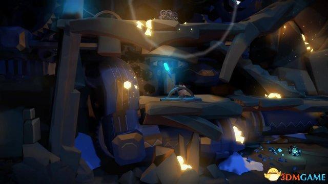RTS《霸權》系列廠商新作《魔像》是個解謎遊戲