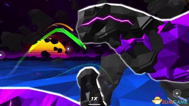 复古跑酷遊戲《裂隙跑者》 看起來過癮玩起來虐心