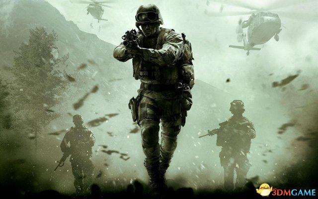 《使命召唤4:现代战争》