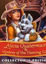 艾丽西娅奎特梅因与燃烧的黄金之谜 英文免安装版