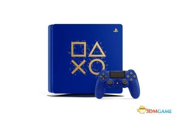 索尼发布深蓝色限量版PS4:双手柄套装促销2399元