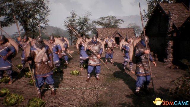 祖先遗产维京全兵种及盔甲升级形象一览