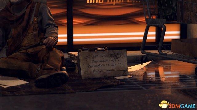 """""""我丢了工作,就因为仿生人!帮帮我"""""""
