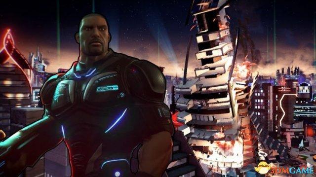 传《除暴战警3》将跳票到2019年发售 预购已取消
