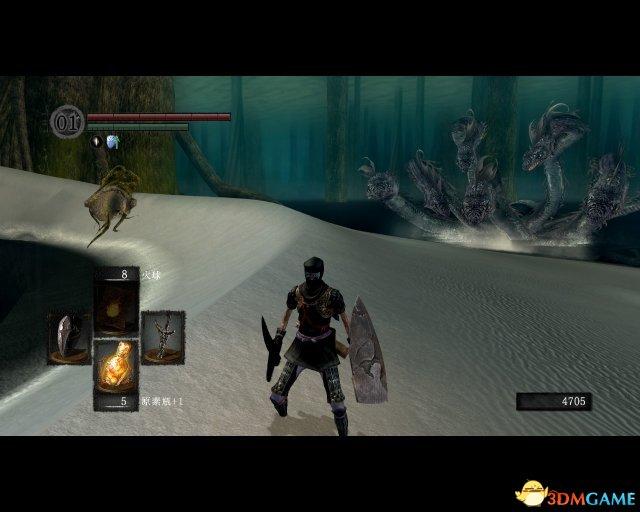 黑暗之魂重置版DLC入口进入方法