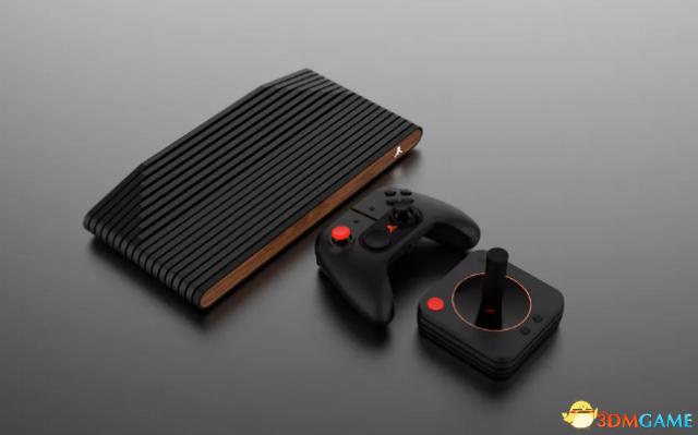 相当硬核 Atari雅达利复古VCS游戏机已经开始预购