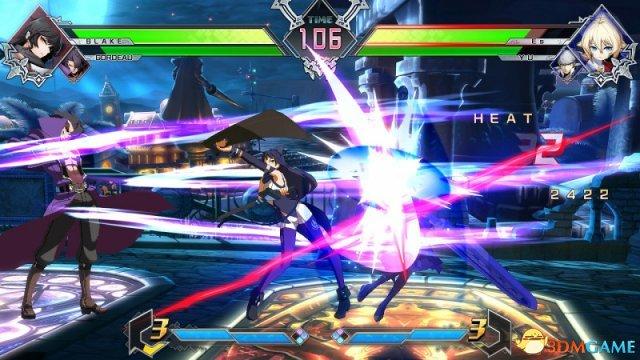 《苍翼默示录:交叉组队战》PS4/NS简中版今日发售