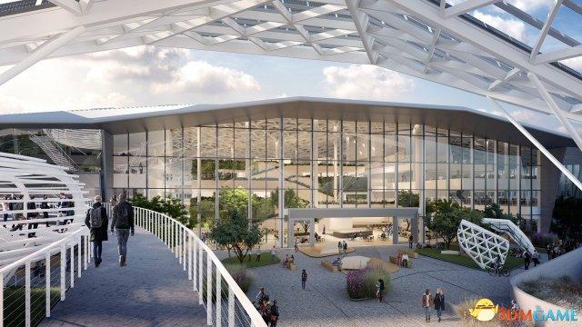 NVIDIA宣布将建全新总部大楼:7万平米 狂野风格