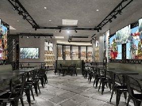 勇者斗恶龙X主题餐厅