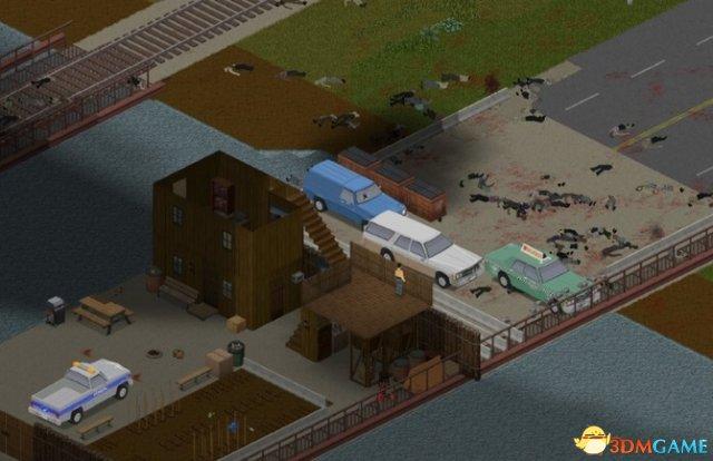 玩法更有趣!名作 《僵尸毁灭工程》 更新车辆系统